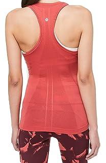 ae09fe4356 Lululemon Cool Racerback at Amazon Women's Clothing store: