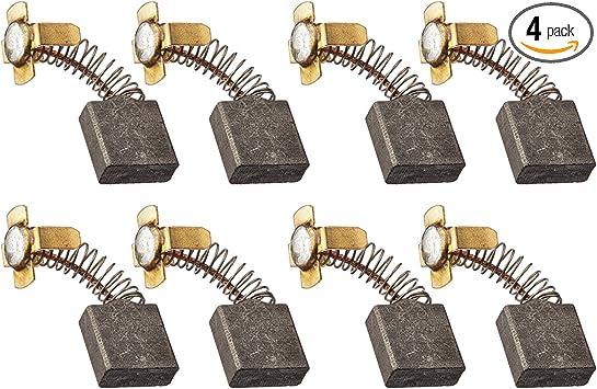 Hitachi 999-044 999044 2 paires de charbon pourC10FC C10FCB C10FR C10RA2 CC14SE