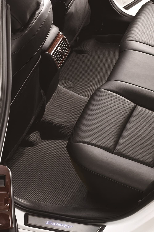 3D MAXpider L1MZ05801502 Tan All-Weather Floor Mat for Select Mazda Cx-5 Models Complete Set
