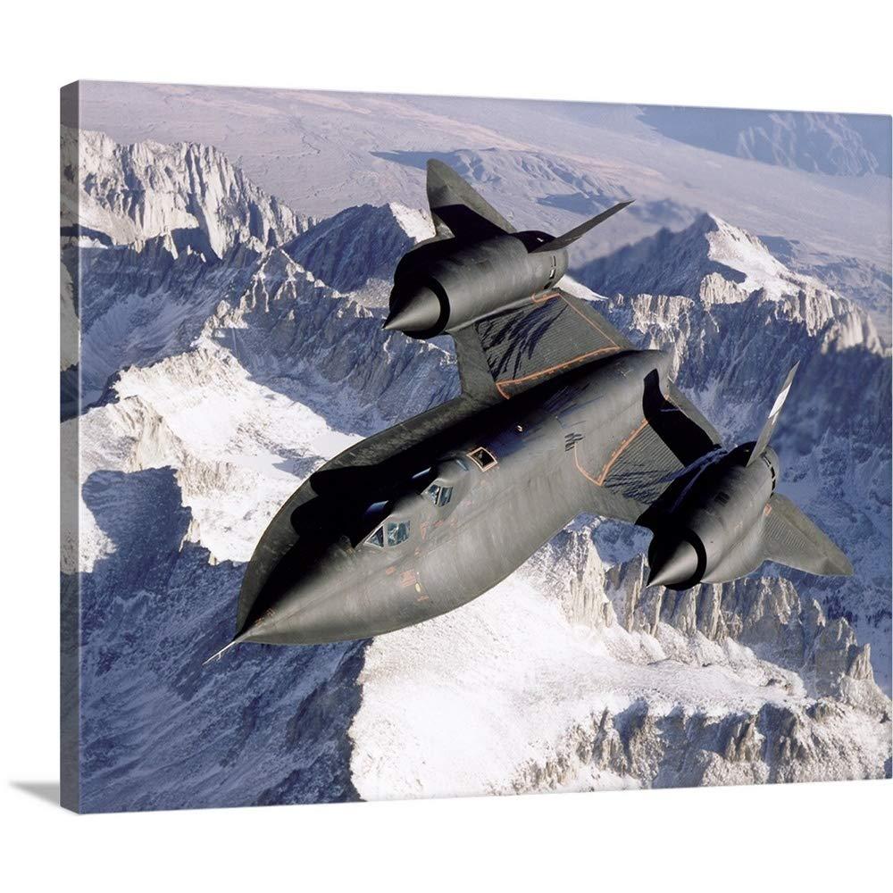 Stocktrekイメージギャラリー‐ sr71b Blackbird in flight 14