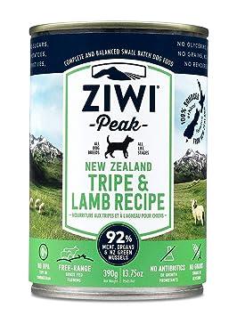 Ziwi Peak Alimento Húmedo para Perro, Sabor Callo y Cordero ...