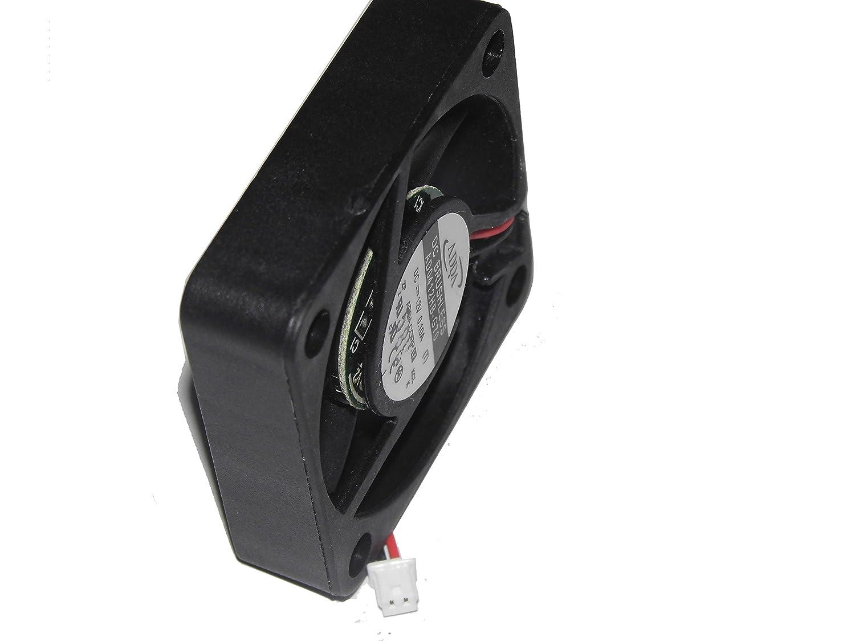 Zyvpee 40/x 40/x 10/mm ad0412hb-g70/12/V 0.1/a 2/Fili 4/cm Ventola di Raffreddamento
