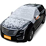 Car Windshield Snow Cover Winter Ice Frost Guard Sunshade Protec TG