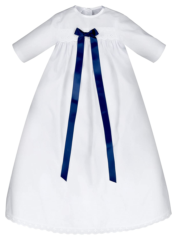 Bateo Design Baby Christening Dress–Boy