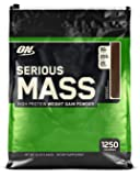 Optimum Nutrition Serious Mass Ganador, Chocolate - 5443 g
