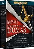 Coffret Les chefs d'oeuvre d'Alexandre Dumas (Le Comte de Monte-Cristo + + Les compagnons de Jehu + Les mohicans de Paris + D'Artagnan)