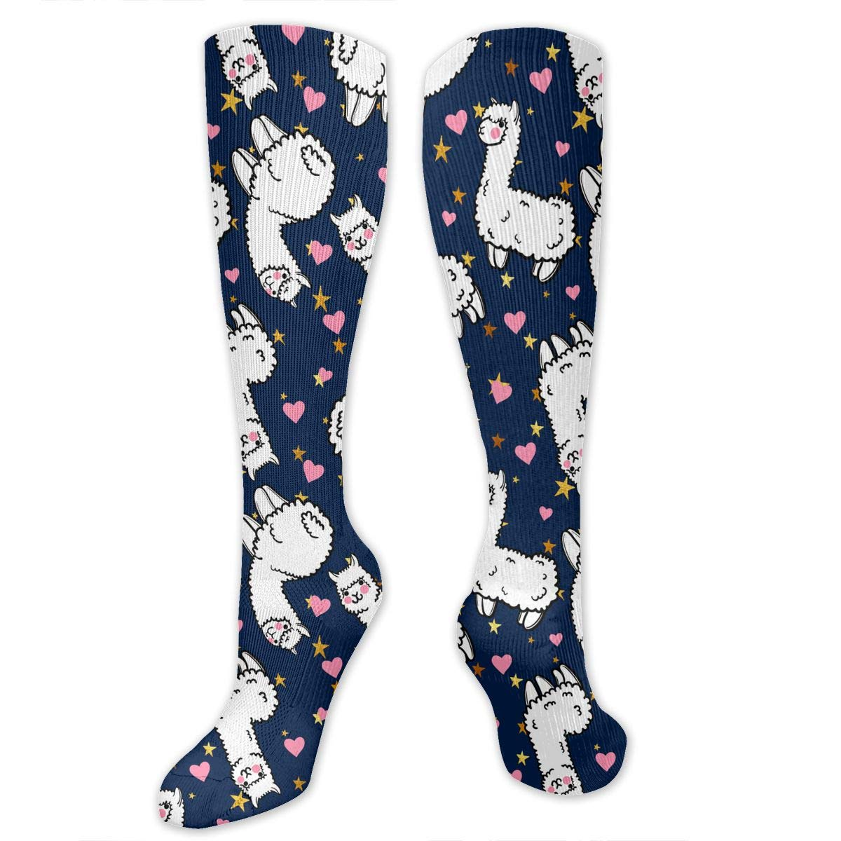 High Calf 78/% Alpaca Boot Socks