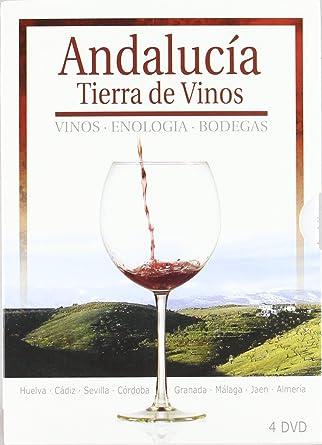 Pack Andalucia Tierra De Vinos (4 Dvd): Amazon.es: Varios: Cine y ...