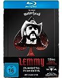 LEMMY - The Movie (Black Edition im LTD Steelbook) [Blu-ray] [Limited Edition]