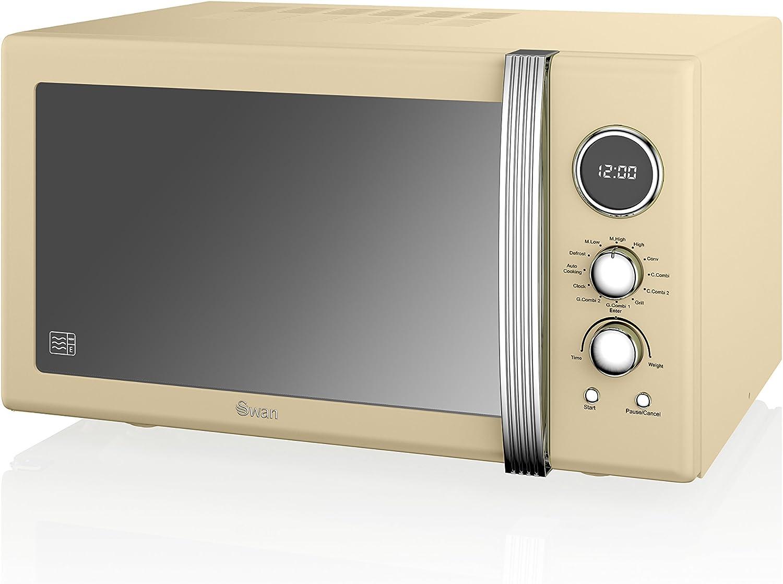 Swan Products SM22080CN Retro Digital