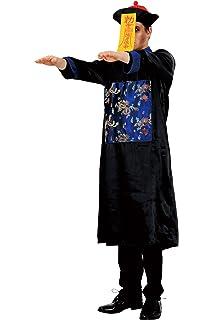 キョンシー コスチューム メンズ ~180cm 【クリアストーン正規品】