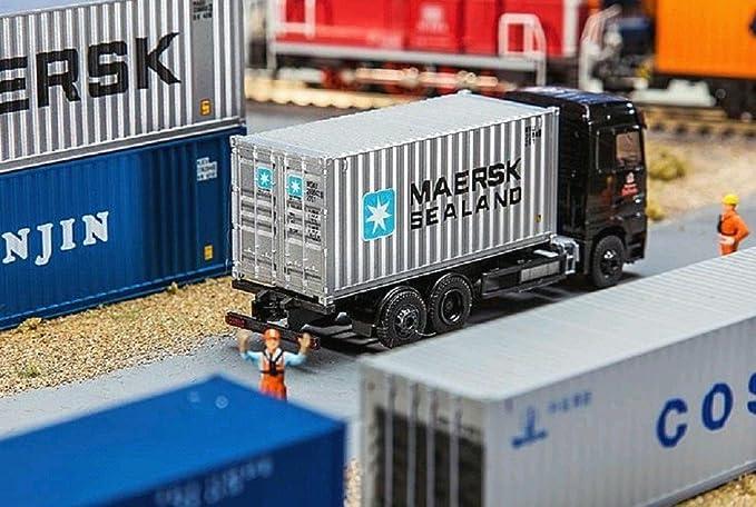 1 opinioni per Faller fa 180823–20Container Maersk Sealand, Accessori per il modello
