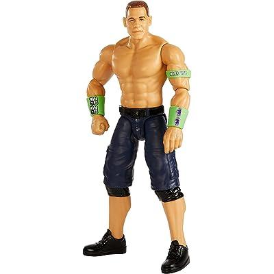 "WWE Attitude Adjustment John Cena 12"" Action Figure: Toys & Games"