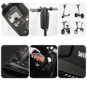 Amazon.com: Egmy Scooter Storage Bag for M365, Electric ...