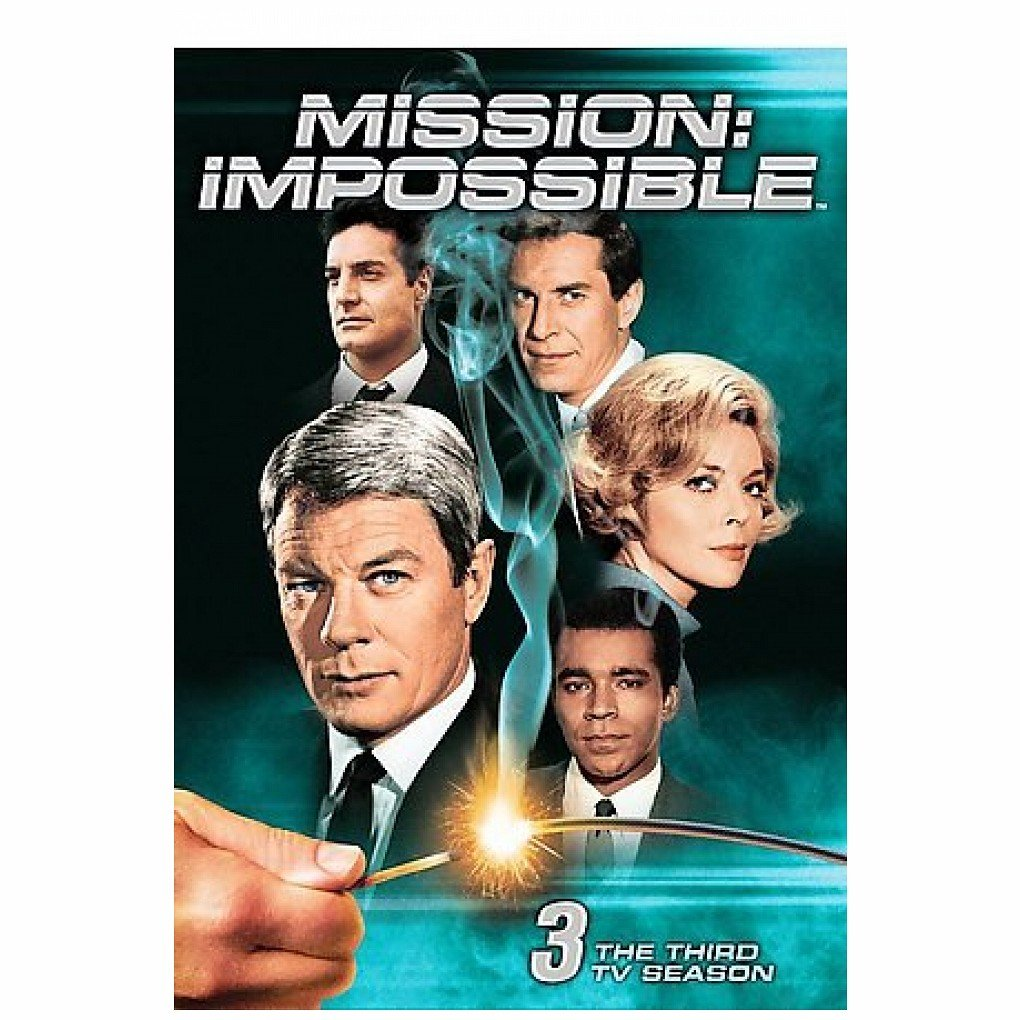 DVD : Mission Impossible: The Complete Third TV Season (Full Frame, , Dubbed, Dolby, AC-3)