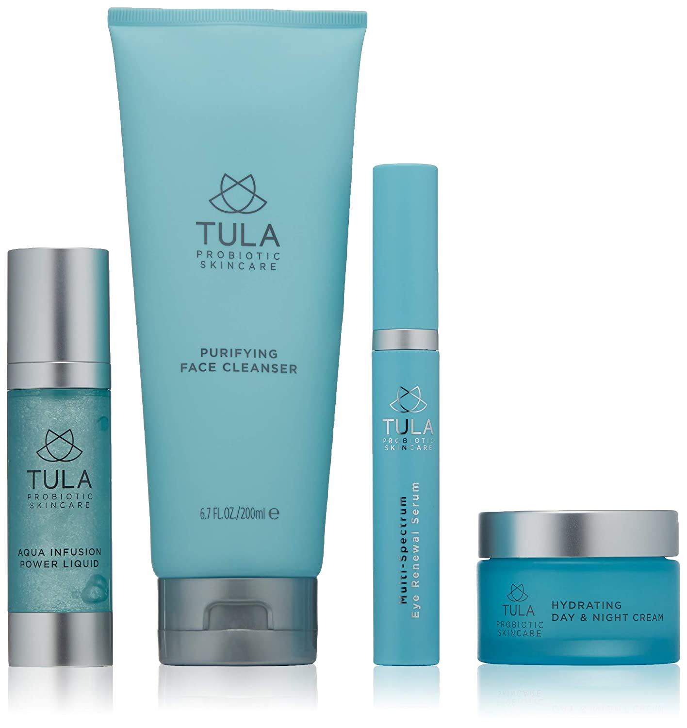 TULA Probiotic Skin Care Anti-Aging Discovery Set (Full Sized)