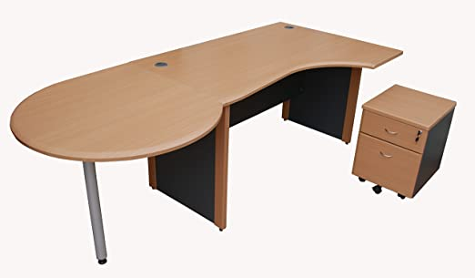 JDK Concept Office & Home - Escritorio esquinero a mano derecha ...