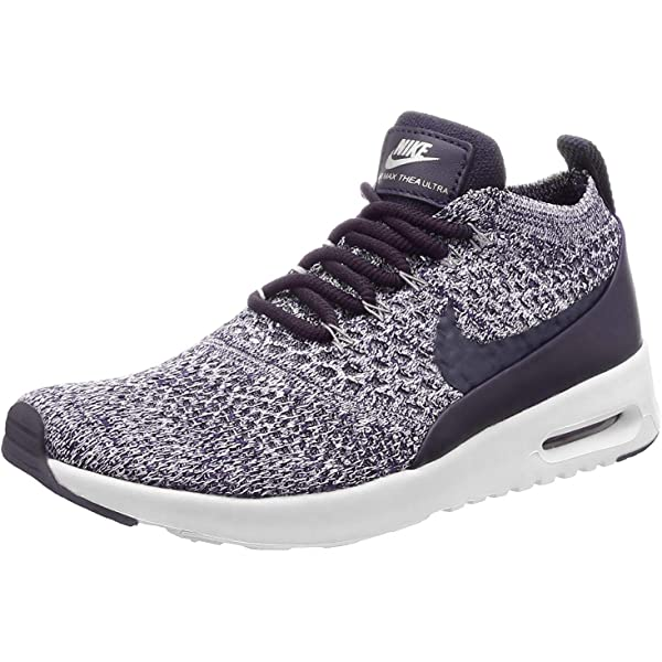 Nike Women's W Air Max Thea Ultra Fk, Dark RaisinDark