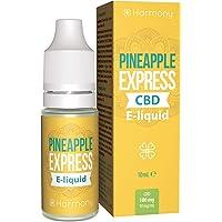Harmony Terpene E Liquid - Pineapple Express 100mg CBD nikotinfrei