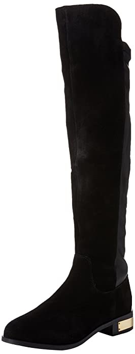 Pacific, Bottines Femme, Black (Blk/Other), 38 EUCarvela