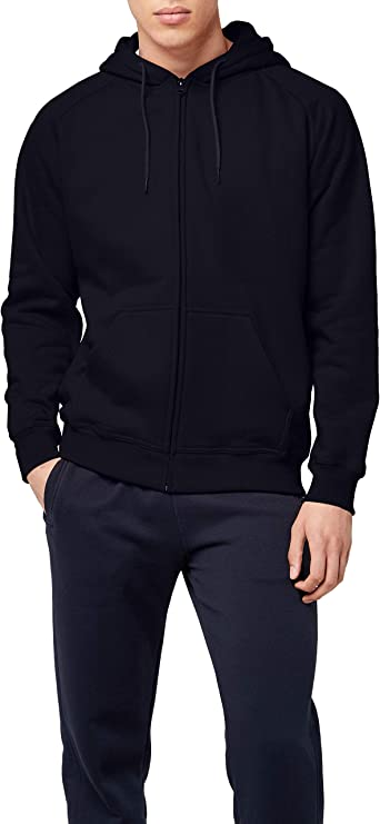 Urban Classics Charcoal Grey Hoodie TB014 Hoody Sweater Pullover Herren Mens New