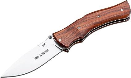 Viper Herren Messer Start Cocobolo, braun, STANDARD