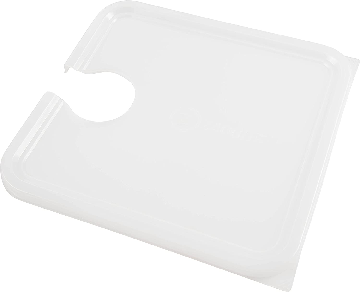 Zaggit Sous Vide Lid for Anova Culinary Precision Cookers fits 12 18 /& 22 Quart Rubbermaid Containers