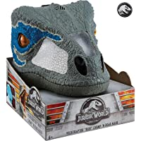 Jurassic World Chomp'N Roar Dino-Máscara con Sonidos, Multicolor