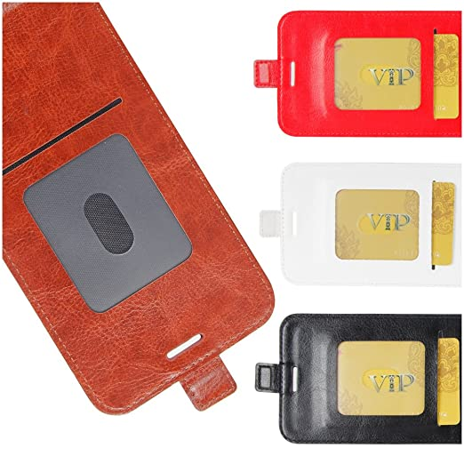 Amazon.com: Doogee MIX Case,Manyip PU Leather Stand Wallet ...