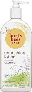 product image for Burt's Bees Baby Nourishing Lotion, Calming Baby Lotion - 12 Oz