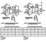 TEXAS INSTRUMENTS CD4070BE IC, QUAD XOR GATE, 2I/P, DIP-14