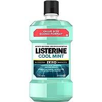 Listerine Zero Antiseptic Mouthwash, 1.5 Litres