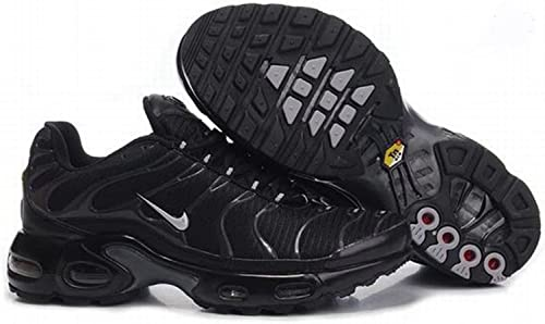científico becerro Bañera  Nike Air Tuned 1 TN Black (UK 10 EU 45): Amazon.co.uk: Shoes & Bags