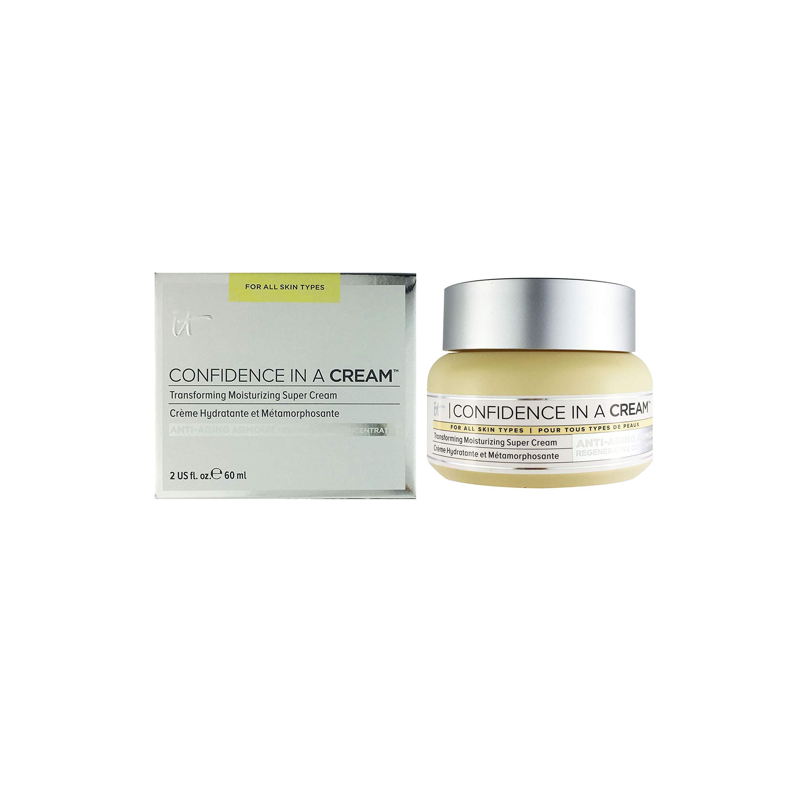 Cosmetics Confidence in a Cream Moisturizing Super Cream Moisturizer 2 oz