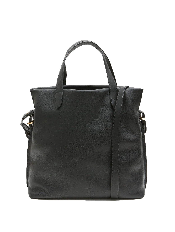 (ビーンポール) BEANPOLE ACC レディースブラックフォーチュンラージトートバッグ Tote Bag (並行輸入品) B07R1YVPMW ブラック F