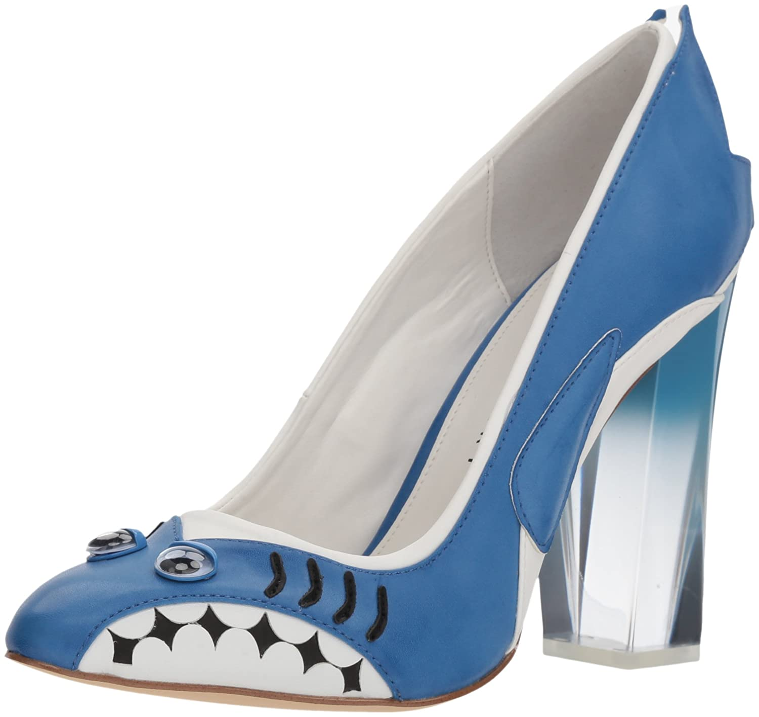 Katy Perry Women's The Mako Pump B07534S8B7 10.5 B(M) US|Blue Bonnet