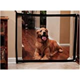 Magic Gate Portable Folding Safe Guard for Dog and Cat Install Anywhere (Pet safety Enclosure)
