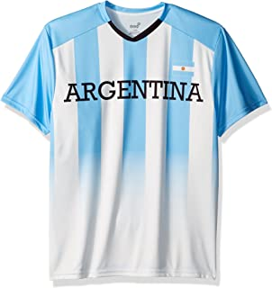 350788275 Custom Mexico Jersey - Any Name   Number. CDN  34.81 · World Cup Soccer  Mens World Cup Soccer Men s Short Sleeve Jersey Tee