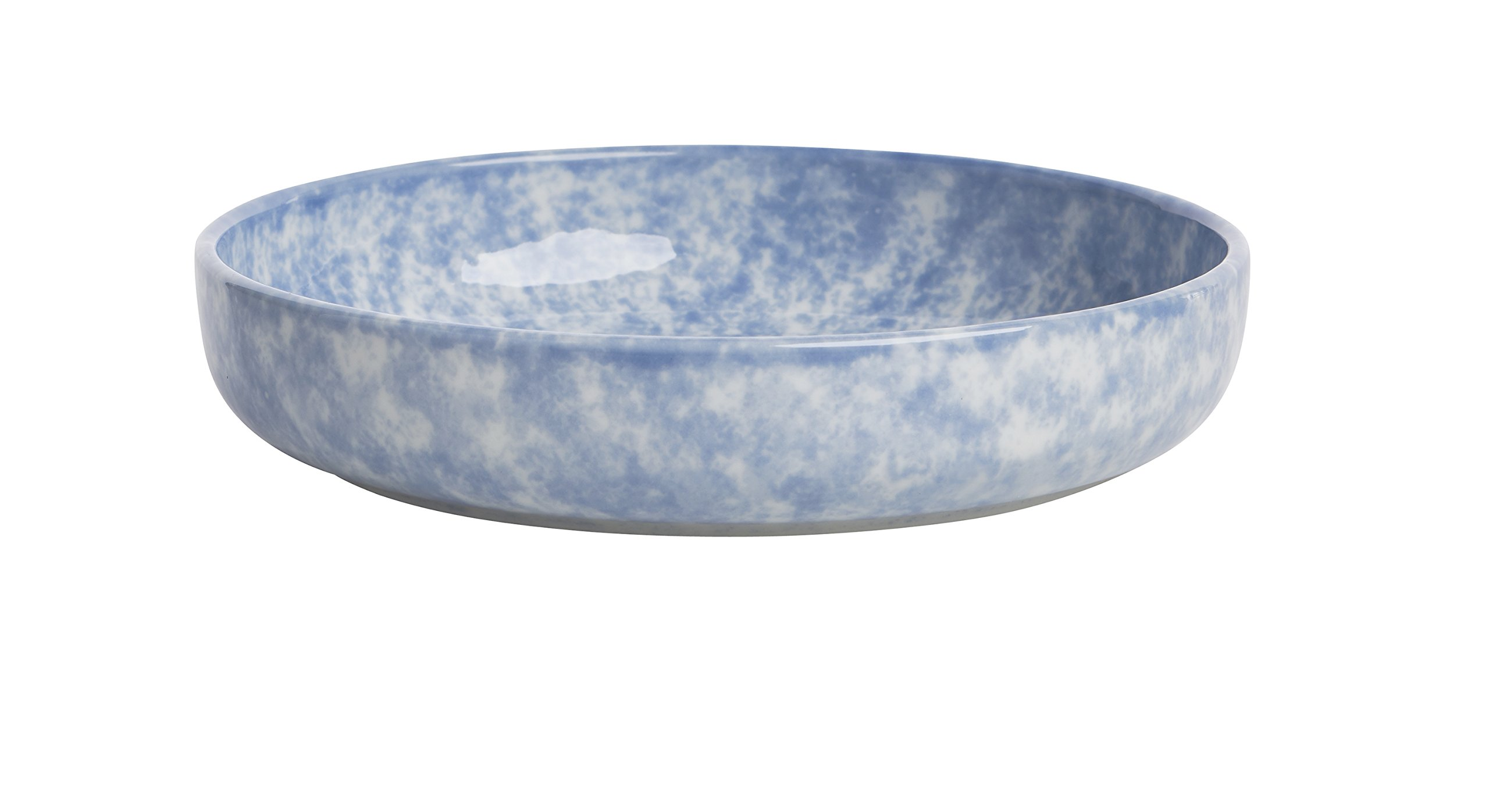 Oneida Foodservice F1463060291 Tapas Dish, 7'', Studio Pottery Cloud