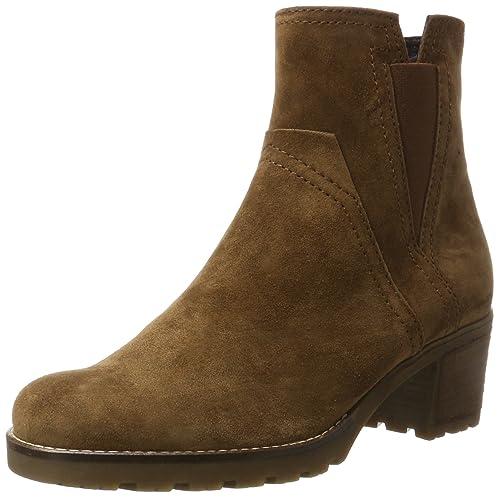 Gabor Zapatos Gabor Basic Botas para Mujer Marrón 84 84 84 Nut 355 EU Talla 049634