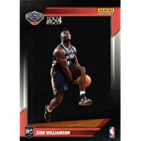 $24 » 2019-20 Panini Instant Basketball #FL-ZW Zion Williamson Rookie Card New Orleans Pelicans
