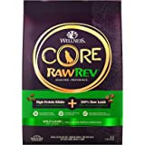 Wellness CORE Rawrev Natural Grain Free Dry Dog Food, Wild Game Duck, Wild Boar & Rabbit With Freeze Dried Lamb, 10…