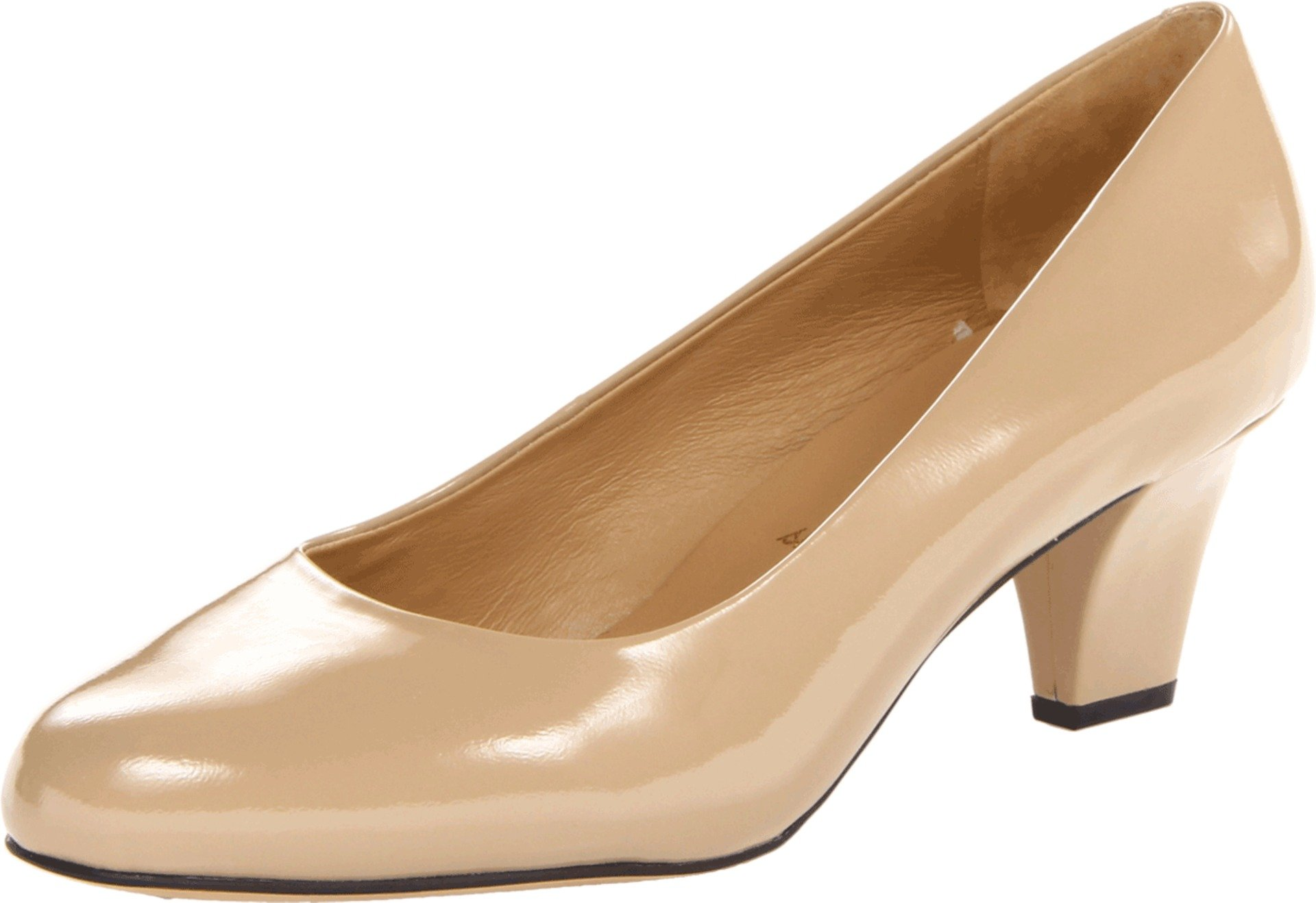Trotters Women's Penelope Pump,Nude Patent,8.5 M US