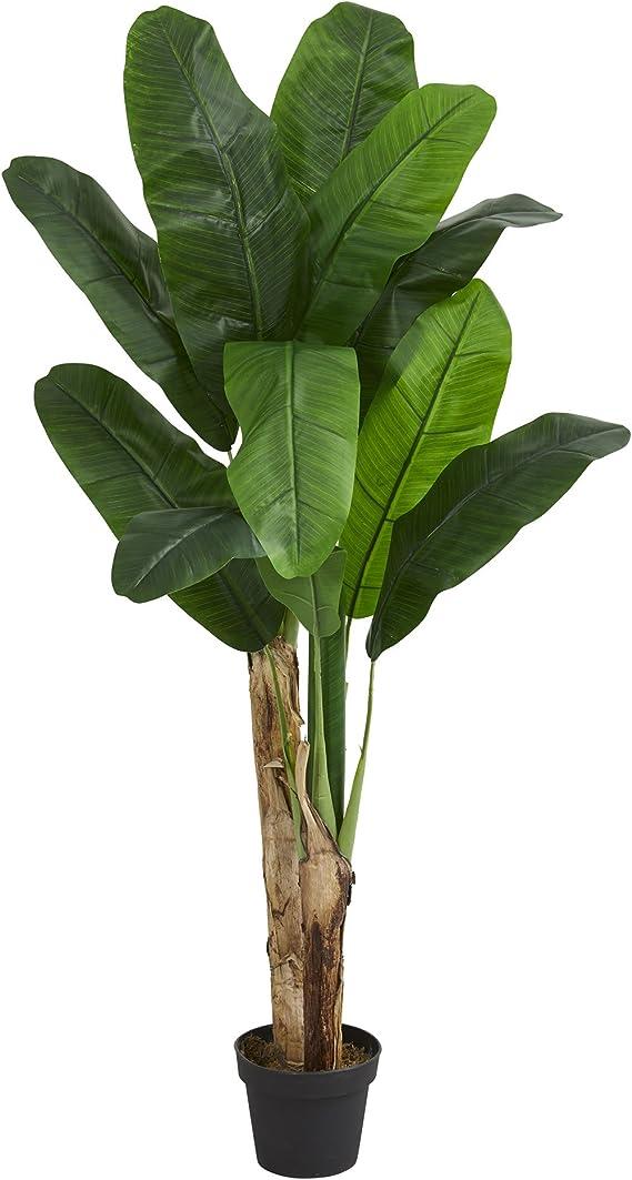 Hight Quality Detailed Geko Artificial Banana Tree 140cm Plant