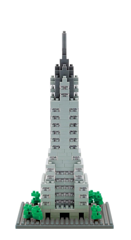 Nanoblock Chrysler Building Ohio Art 58147