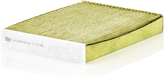 Original Mann Filter Innenraumfilter Fp 27 009 Freciousplus Biofunktionaler Pollenfilter Für Pkw Auto