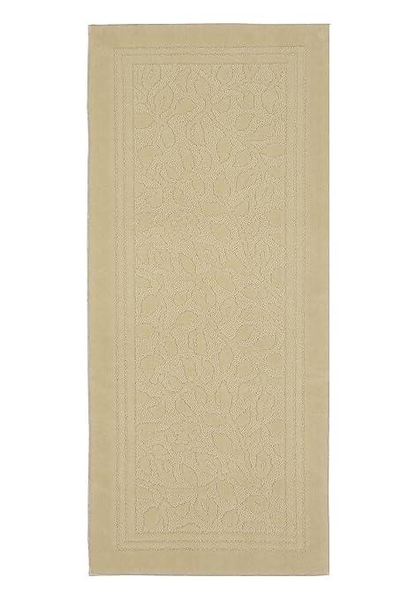 Amazoncom Mohawk Home Wellington Ivory Bath Rug 2x5 24 X 60