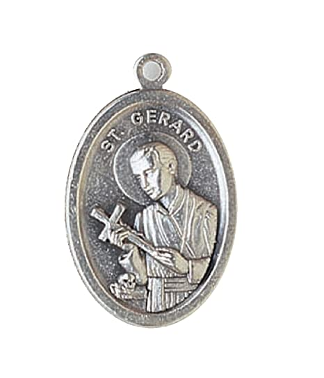 St gerard medal saint gerard medal st gerard our lady of st gerard medal saint gerard medal st gerard our lady of perpetual succour aloadofball Image collections
