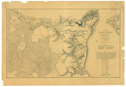 Amazon.com: Historic 1862 Map | Official Plan of The Siege of ... on map usa chesapeake bay, map usa jamestown, map usa long island, map usa san diego, map usa richmond, map usa albany, map usa virginia, map usa maine, map usa indianapolis, map usa new orleans, map usa san francisco, map usa united states, map usa california, map usa pensacola, map usa miami, map usa san antonio, map usa baltimore, map usa portland, map usa new jersey, map usa north carolina,