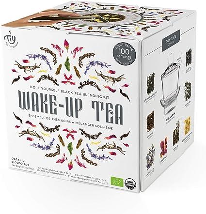 Wake Up Black Tea Blending Kit Tea It Yourself Packaging May Vary Amazon Com Grocery Gourmet Food